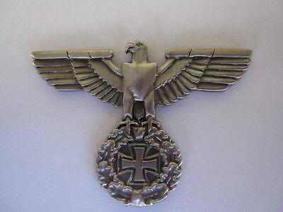 WH Reichsadler mit Eiserenem Kreuz EK Pin Wehrmacht WW2 WK2 WWII Iron Cross WWII
