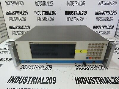 Esg 8816 Data Logger S 112-0000 Used Powers Up Bad Display