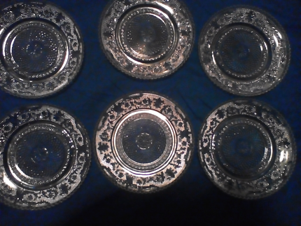 Sasaki crystal plates