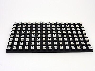 Rebuilt Verifone Ruby Cpu4cpu5 Topaz 120-key Keyboard 19229-01