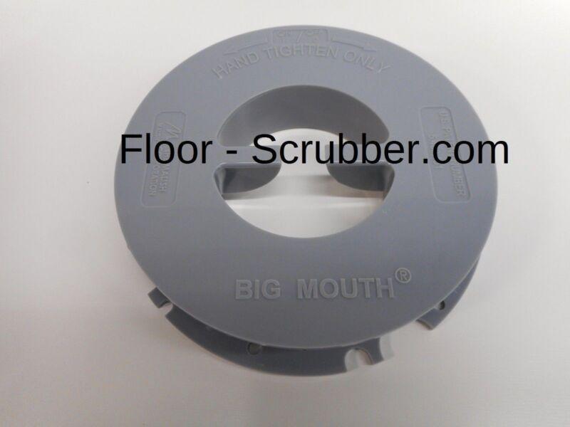 Big Mouth Malish 792450 Grey Floor Machine Pad Retaining Clip Advance 56393567