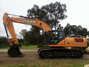 BRAND NEW SUMITOMO SH350 35T EXCAVATOR BOBCAT SKID STEER LOADER CATERPILLAR CASE KOBELCO HITACHI Austral Liverpool Area Preview