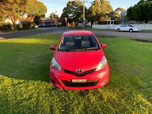 2014 TOYOTA YARIS  NCPR131R 5DR AUTOMATIC HATCHBACK Lambton Newcastle Area Preview