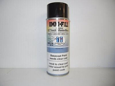 Touch Up Custom Mix Spray Can Automotive Paint for Honda B96P Eternal Blue Pearl