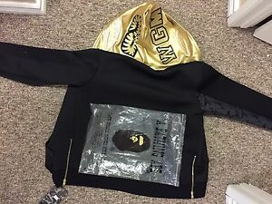 bape men's jacket and hoodie (men's clothes)