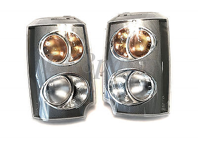 LAND ROVER RANGE ROVER L322 03-05 FRONT TURN SIDE SIGNAL LIGHT SET x2 LH RH NEW