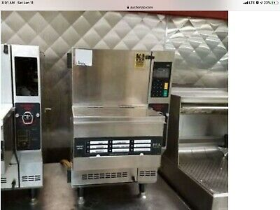 Perfect Fry Rapid Fry Pfa720 Pfa7200 Ventless Fryer For Partsrepair