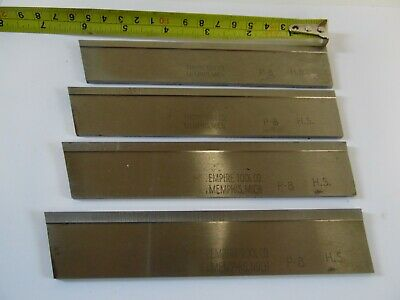 4 - Empire P-8 Lathe Cut-off Tool Blade 1 18 X 316 50