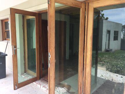 15 Glass Panel French Door Building Materials Gumtree Australia