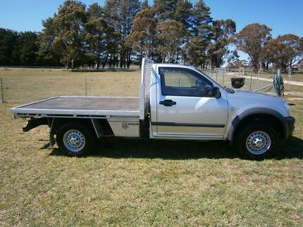 2006 Holden Rodeo Ute 3.6LT V6 Manual Oberon Oberon Area Preview
