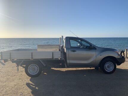 Mazda BT50 Ute Safety Beach Mornington Peninsula Preview