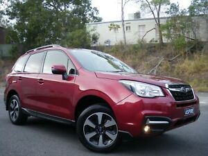 2017 SUBARU FORESTER  2,5 I AWD 39000 K 6 MONTH REGO RWC WARRANTY Hillcrest Logan Area Preview