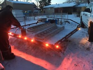 8x8 sled/quad/side by side deck reduced
