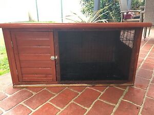 Rabbit hutch South Windsor Hawkesbury Area Preview