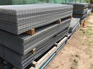 Galvanised Steel Mesh Sheets in Beenleigh - Wire Fencing Beenleigh Logan Area Preview