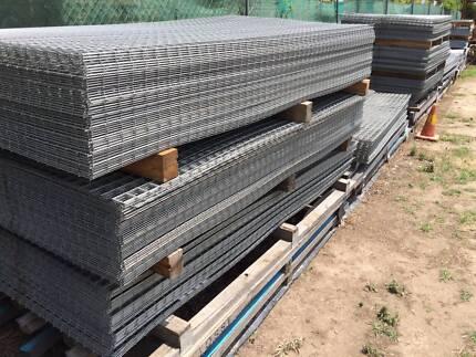 Galvanised Steel Mesh Sheets in Beenleigh - Wire Fencing
