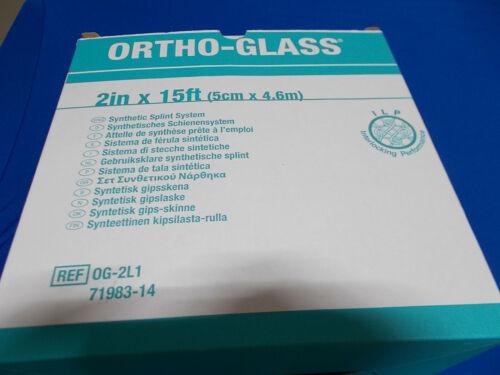 """BSN medical Ortho-Glass # OG-2L1 (2in x 15ft) """"5cm x 4.6m"""""""