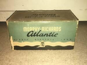 Nos Morphy-Richards Atlantic Safety Electrical Iron