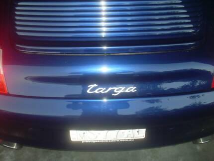 PORSCHE 996 TARGA. Cronulla Sutherland Area Preview
