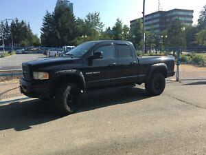 2003 Dodge Ram 1500 Lifted