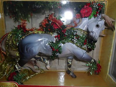 Breyer NIB * Bayberry & Roses * 700117 Holiday Esprit Traditional Model Horse