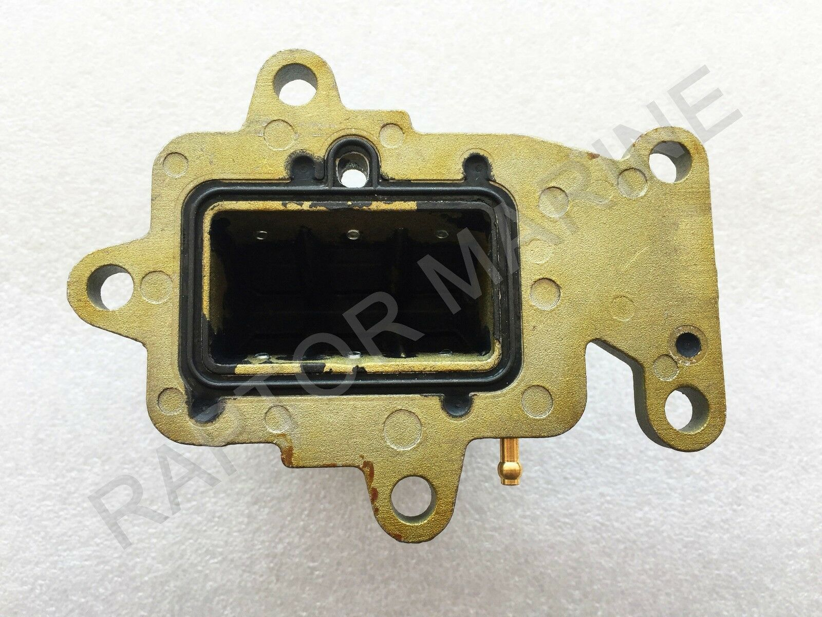 Reed valve assembly for YAMAHA outboard PN 63V-13610-10