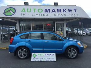 2009 Dodge Caliber SXT ELECTRIC BLUE! WE FINANCE ALL CREDIT!