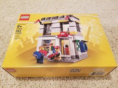 Lego 40305 Microscale Lego Brand Store Brand New Sealed