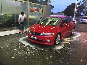 Honda Civic type R 6speed manual Old Guildford Fairfield Area Preview