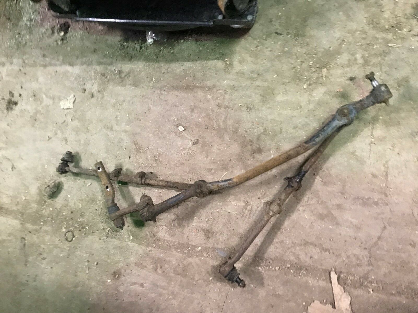 Used 1971 Oldsmobile Cutlass Suspension and Steering Parts