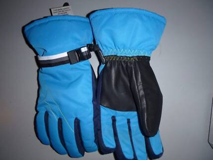Large Mens Ski Snowboard Gloves