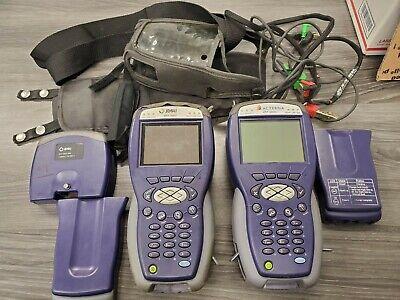 Viavi Jdsu Hst 3000c Color Screen Cable Meter With Hst 3000 1 Module Lot