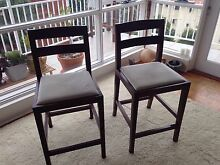 Solid Wood Stools - Great condition Bondi Eastern Suburbs Preview
