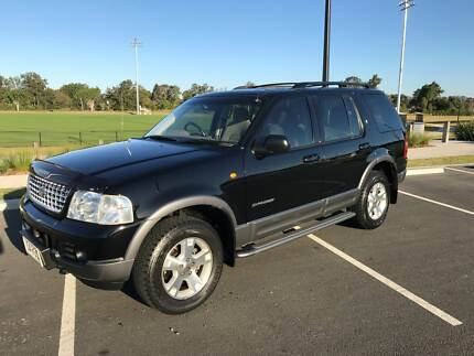 Ford Explorer XLT Eatons Hill Pine Rivers Area Preview