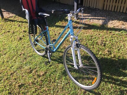 Giant Cypress DXW Womens bike