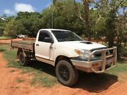2008 Single Cab Hilux 4x4 Dampier Peninsula Broome City Preview