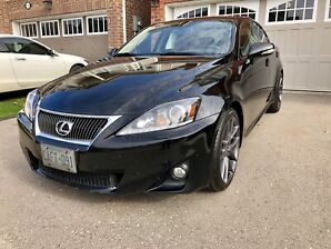 2012 Lexus Is 350 RWD