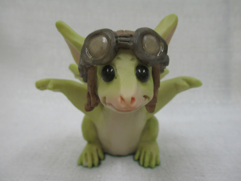 Whimsical World Of Pocket Dragons Zoom Zoom Real Musgrave NIB