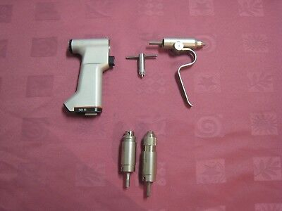 Stryker Instruments Tps Microdriver Set