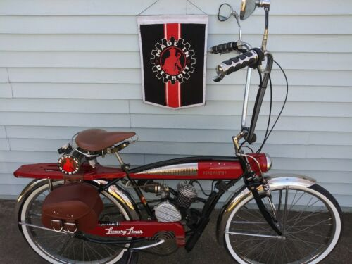 Motorized bicycle 1948 Roadmaster repo (New other (see details) - 1500 USD)