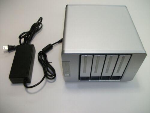 12TB TerraMaster F4-210 4-Bay Cloud NAS Quad Core 4K Transcoding Media Server