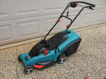 BOSCH Electric Lawn Mower Carindale Brisbane South East Preview