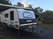 "FAMILY 24 FT ""BROOKLYN"" TRAVELLER VAN - OFF- ROAD/ SEMI Morayfield Caboolture Area Preview"