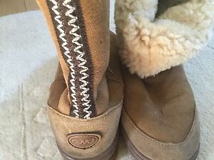 EMU BOOTS. (Like UGG). ; used;  EUR size 38 (fits 39)