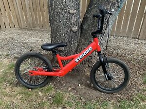 "Strider 16"" Sport Balance / Run Bike"