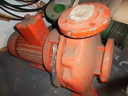 water  pump transfer