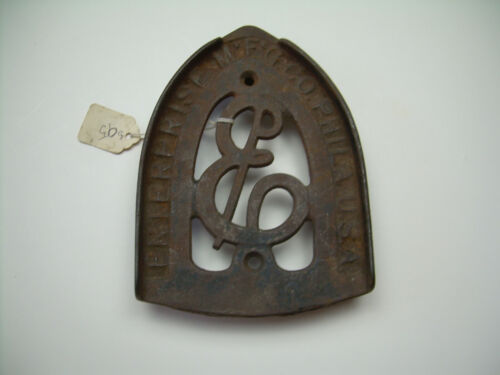 Antique Enterprise Trivet Philadelphia USA
