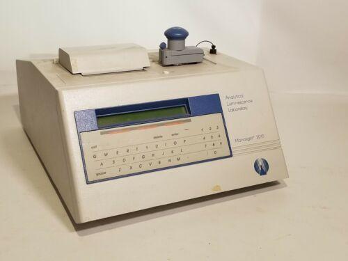 Analytical Luminescence Laboratory Monolight 2010 Luminometer