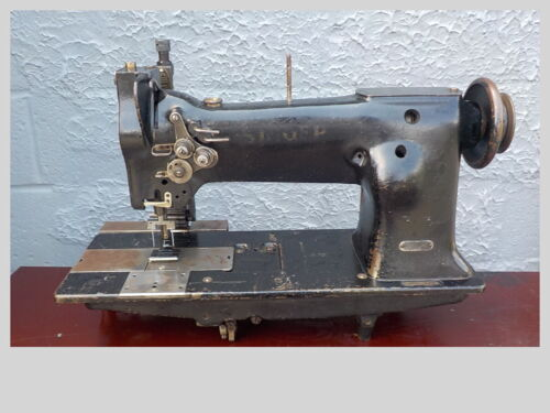 Industrial Sewing Machine Singer 112-140 with puller,leather