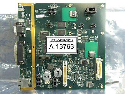 Particle Measuring Systems 1000005257 Processor Board Pcb 1000005256 Rev. F Used